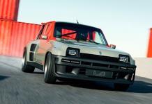 Renault 5 Turbo 3, el zapatito de carreras con tecnología moderna