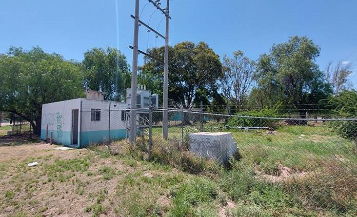 Robo de cable de pozo deja sin agua a miles de vecinos