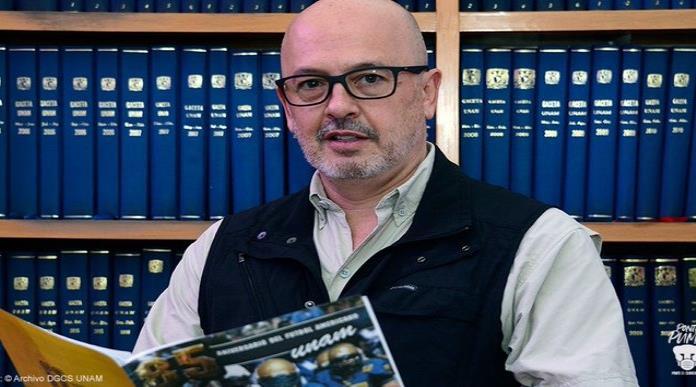 Juan Pablo Becerra-Acosta es nuevo director de Gaceta UNAM