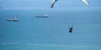 El parapente, una aventura para descubrir el paraíso aéreo en Costa Rica
