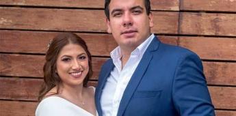 Elizabeth y Luis Andrés