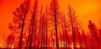 El viento seco dificulta la extinción del mayor incendio de California