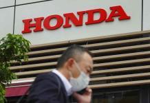 Honda vuelve a la rentabilidad en el trimestre abril-junio