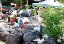 Los tianguistas se rebelan y no pagan recolección de basura