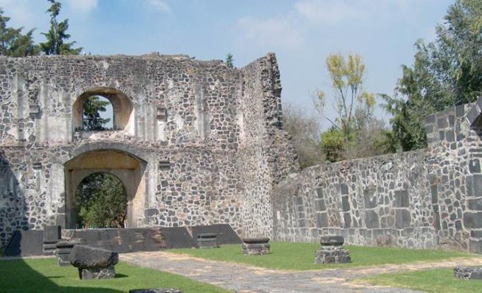 Exconvento de Culhuacán es considerado como propiedad de la nación: SCJN