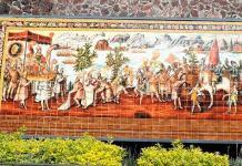 La conquista de México desde que llegó Cortés hasta la caída de Tenochtitlan