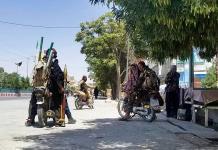 Los talibanes conquistan una nueva capital en Afganistán; ya son 12 en una semana