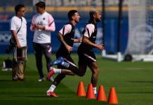 Pochettino abre la puerta a alinear a Messi, Neymar y Mbappé en Champions