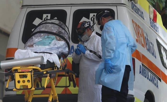 México reporta 420 nuevas muertes y 6 mil 320 contagios por coronavirus