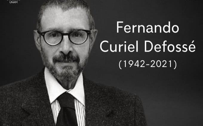 Fallece el escritor e investigador Fernando Curiel Defossé