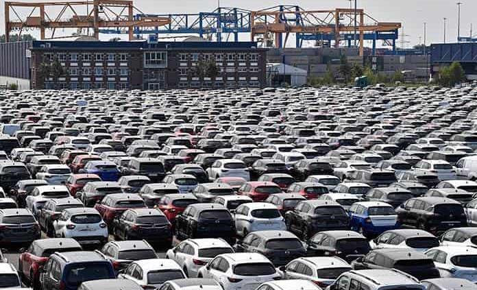 México y Canadá, juntos en consultas contra EU por las reglas de origen de autos