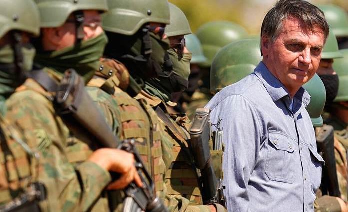 Bolsonaro amenaza los pilares de la democracia en Brasil, denuncia HRW