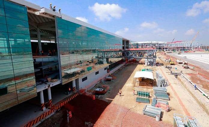 No aumentará presupuesto para construir nuevo aeropuerto