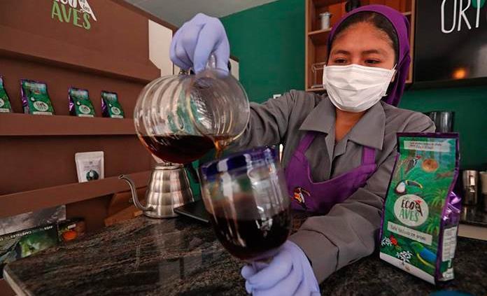 Origen, la tienda-café que cuenta historias de productos ecológicos en Bolivia