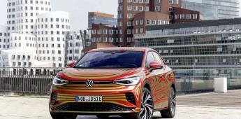 ID.5 GTX de Volkswagen: SUV, 100% eléctrico y coupé