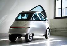 Microlino 2.0, el eléctrico de bolsillo con aires BMW