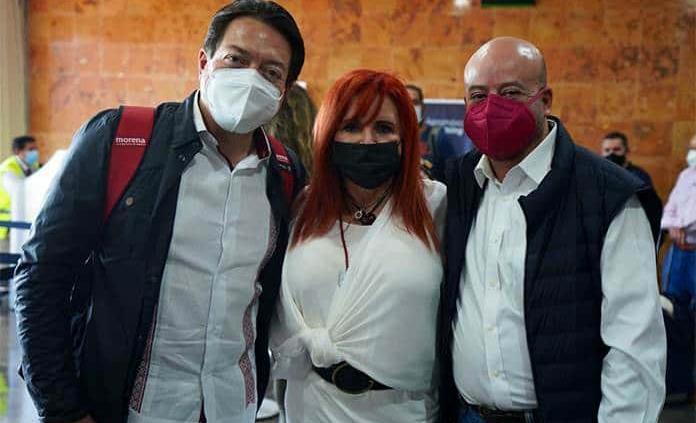 Reconoce PRI triunfo de Layda Sansores a la gubernatura de Campeche
