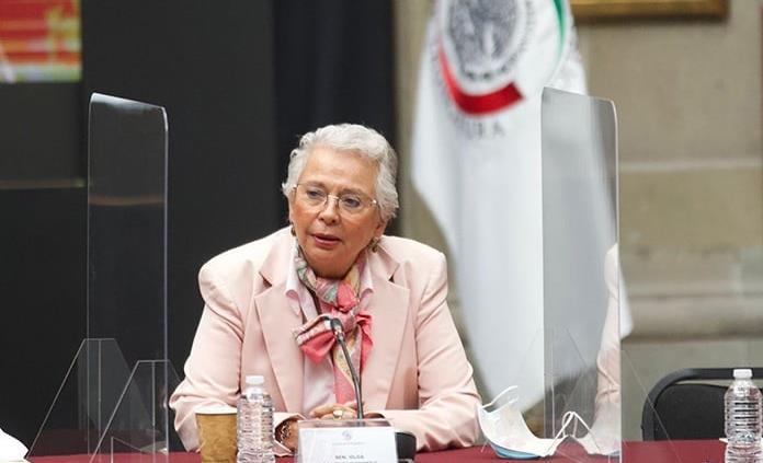 Discurso de AMLO con Díaz-Canel fue histórico: Sánchez Cordero
