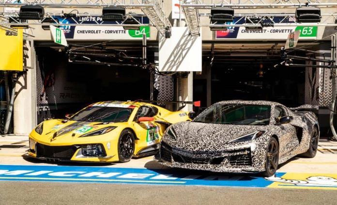 Presentarán en octubre el renovado Corvette Z06