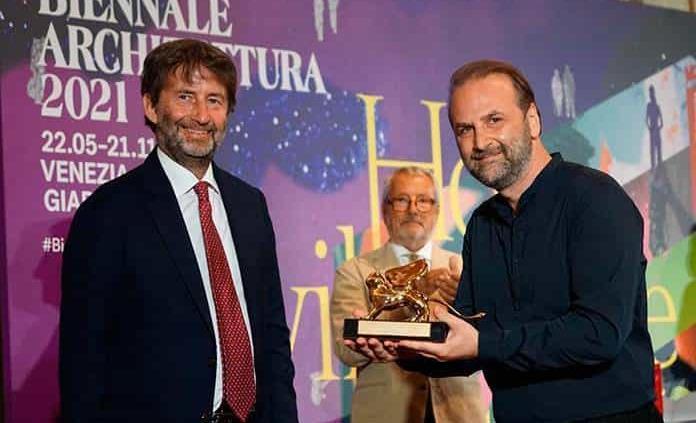Emiratos Árabes Unidos, León de Oro en la Bienal de Arquitectura de Venecia