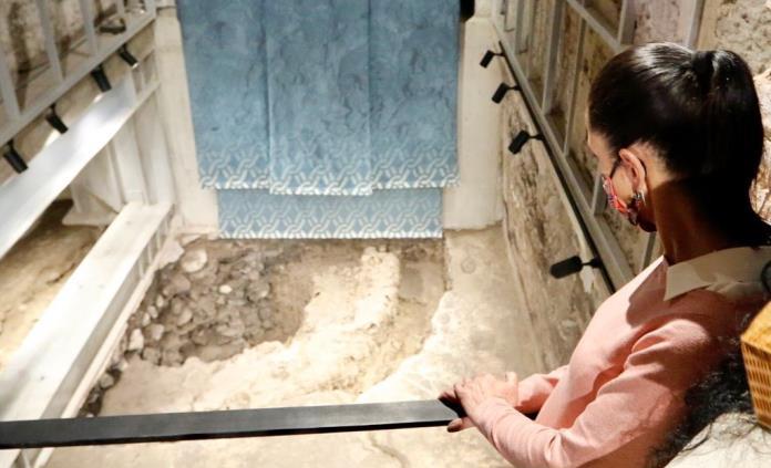 Inauguran Ventanas arqueológicas en Casa del Marqués del Apartado