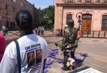 Madre de Zoé Zuleica estará en Veracruz mañana