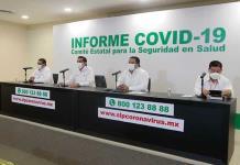 Contagios de Covid, ahora en pequeños municipios huastecos