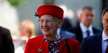 La reina Margarita de Dinamarca diseñará el vestuario para una película de Netflix