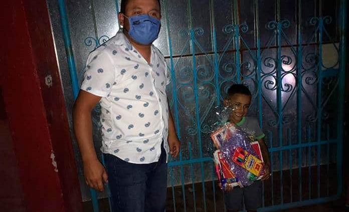 Brindan apoyo a alumnos y enfermos de coronavirus