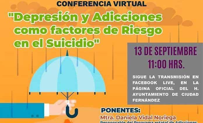 Promoverán acciones para reducir suicidios