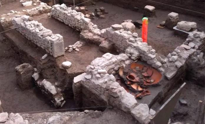 Hallan en Tlatelolco vestigios arqueológicos de resistencia cultural tras la Conquista