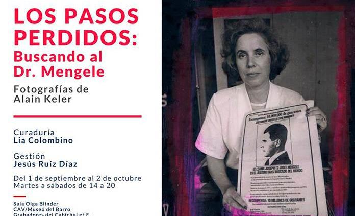 Los pasos perdidos: tras la pista de Mengele en el Paraguay de Stroessner