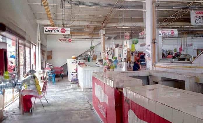 "Urge rehabilitar mercado ""Colón"""