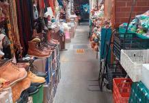 Bajan ventas en Mercado Arista