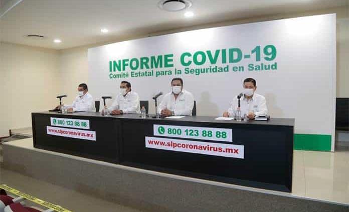 Bajan contagios de Covid, pero siguen decesos en la región