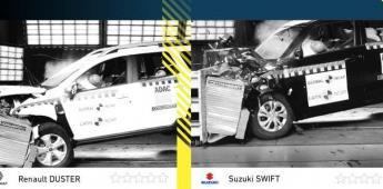 Duster y Swift, cero en seguridad