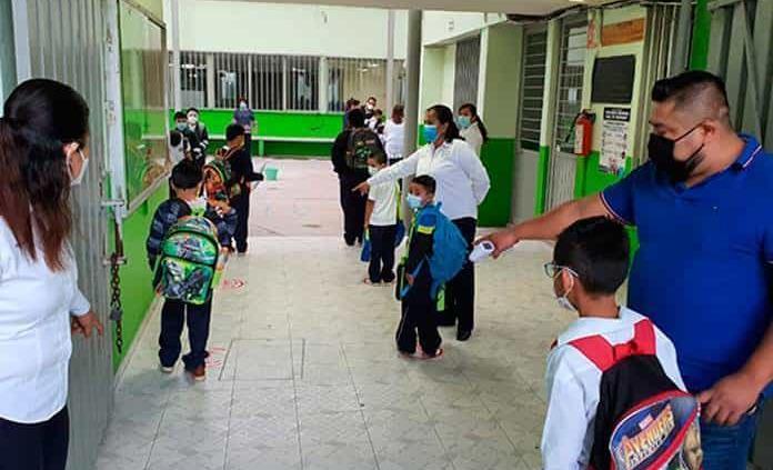 Inspecciona Coepris filtros en las escuelas