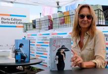 María Dueñas: ¿Escribir sobre covid? Lo que quiero es salir de la pandemia