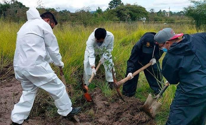 Crean plataforma sobre fosas comunes en México ante falta de datos oficiales