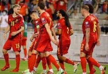 Bélgica celebra tres años seguidos como número 1 del ránking de la FIFA