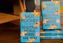 Largas filas en las librerías británicas por el regreso de Sally Rooney