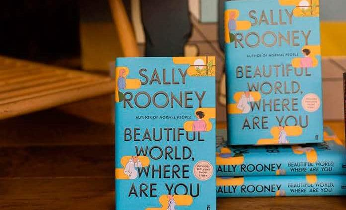 Sally Rooney boicotea la traducción al hebreo de su última novela