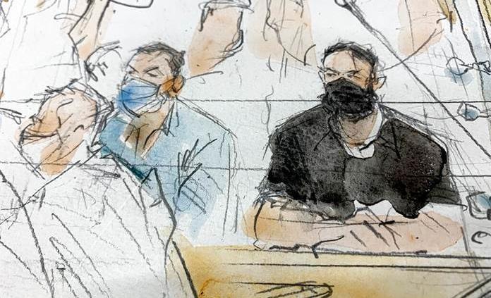 Un desafiante Abdeslam justifica los ataques en París porque Francia atacó al Estado Islámico