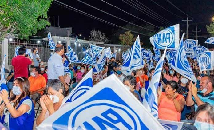 """""""Ex secretario general del PAN hizo muchas cosas por el partido"""""""