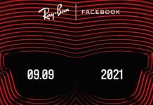 Facebook y Ray-Ban anunciarán mañana jueves sus lentes inteligentes