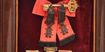 Subastarán en México una llave que daba acceso al Palacio Real de Madrid