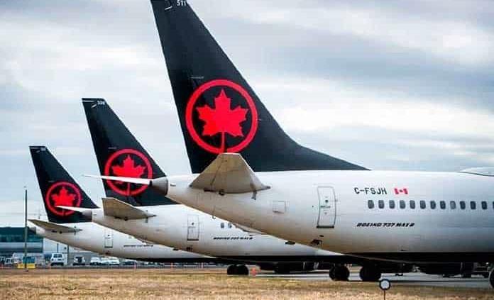 Descarta Air Canada operar en Santa Lucía