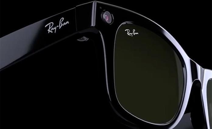 VIDEO: Facebook y Ray-Ban presentan sus gafas inteligentes