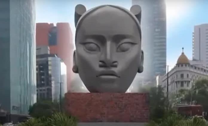 Muestra Pedro Reyes detalles de Tlali, pero bajan el video