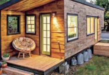 """Tiny houses"" o mini casas"
